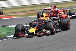 July 16, 2017 - Silverstone, Great Britain - Motorsports: FIA Formula One World Championship 2017, Grand Prix of Great Britain, .#33 Max Verstappen (NLD, Red Bull Racing) (Credit Image: © Hoch Zwei via ZUMA Wire)