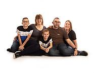 The Morrall Family photo-shoot