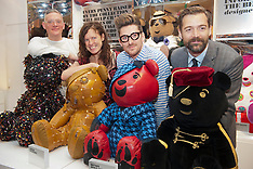 OCT 23 2012 Designer Pudsey Bear collection