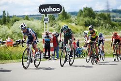 Lizzy Banks (GBR) at Stage 2 of 2019 OVO Women's Tour, a 62.5 km road race starting and finishing in the Kent Cyclopark in Gravesend, United Kingdom on June 11, 2019. Photo by Sean Robinson/velofocus.com