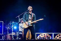 June 17, 2018 - Landgraaf, Limburg, Netherlands - Antonio Greger of Milky Chance performing live at Pinkpop Festival 2018 in Landgraaf Netherlands  (Credit Image: © Roberto Finizio/NurPhoto via ZUMA Press)