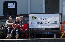 Clyde Cruising Club's Scottish Series 2019<br /> 24th-27th May, Tarbert, Loch Fyne, Scotland<br /> <br /> Day  1 - Tarbert Harbour,  Social<br /> <br /> Credit: Marc Turner / CCC