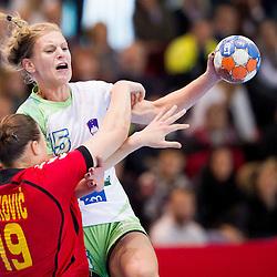 20151011: SLO, Handball - 2016 Women's European Championship Qual., Slovenia vs Montenegro