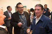 WALDEMAR  JANUSZCZAK; BRUCE MACLEAN, William Tillyer, 80th birthday exhibition. Bernard Jacobson. 28 Duke st. SW1 25 September 2018