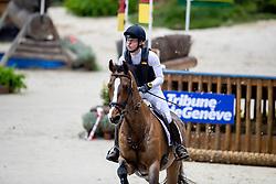 Gerber Caroline, SUI, Tresor de Chignan CH<br /> CHI Genève 2019<br /> © Hippo Foto - Dirk Caremans<br />  13/12/2019