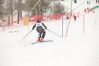 Gunstock Ski Club J1 J2 2nd Run of the Open Race at Gunstock Mountain Resort on December 31, 2009.