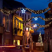 Kinsale Christmas Lights.<br /> Pic. John Allen