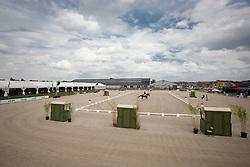 Overview arena<br /> Belgisch Kampioneschap YR - Hulsterlo - Meerdonk 2011<br /> © Dirk Caremans