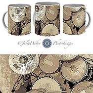 Mug Showcase 27 - Shop here: https://2-julie-weber.pixels.com/featured/well-worn-julie-weber.html