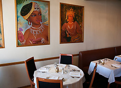 Berkeley, California: Ajanta Indian Restaurant.  Photo copyright Lee Foster.  Photo # california123431