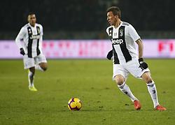 December 15, 2018 - Turin, Italy - Mario Mand?uki? during Serie A match between Torino v Juventus, in Turin, on December 15, 2016  (Credit Image: © Loris Roselli/NurPhoto via ZUMA Press)