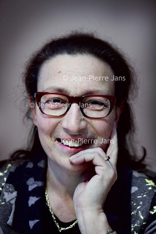 Nederland, Amstelveen , 16 januari 2012..Kinderarts Marian Sanders van het Andreas Lucas Ziekenhuis onderzoekt obesitas bij kinderen..Foto:Jean-Pierre Jans