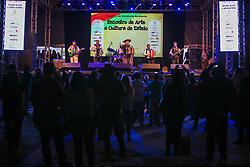 Esteio, 26.08.2019 - Gaúcho da Fronteira durante apresentação na 42a Expointer, realizada no Parque de Exposições Assis Brasil, Rio Grande do Sul.<br /> Foto Gustavo Granata/Agência Preview