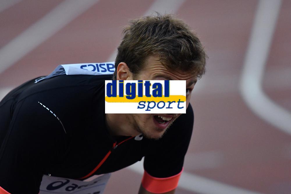 Christophe LEMAITRE FRA 200m Men <br /> Roma 03-06-2016 Stadio Olimpico <br /> IAAF Diamond League Golden Gala <br /> Atletica Leggera<br /> Foto Andrea Staccioli / Insidefoto