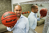 Demetrius Spencer, CEO of Ball Up.