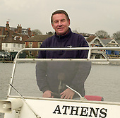 2004 0311 British International Training day at Henley. UK