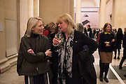 EMILY KING; LOUISA BUCK, Historical Dances in an  antique setting., Pable Bronstein. Annual Tate Britain Duveens commission.  London. 25 April 2016
