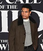 "13 February 2020 - Hollywood, California - Greg Tarzan Davis at the World Premiere of twentieth Century Studios ""The Call of the Wild"" Red Carpet Arrivals at the El Capitan Theater."