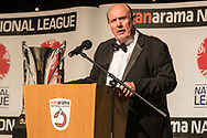 National League Chairman Brian Barwick during the National League Gala Awards at Celtic Manor Resort, Newport, United Kingdom on 8 June 2019.