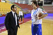 DESCRIZIONE : Roma Campionato Lega A 2013-14 Acea Virtus Roma Banco di Sardegna Sassari<br /> GIOCATORE :  Giacomo Devecchi<br /> CATEGORIA : pre game<br /> SQUADRA : Banco di Sardegna Sassari<br /> EVENTO : Campionato Lega A 2013-2014<br /> GARA : Acea Virtus Roma Banco di Sardegna Sassari<br /> DATA : 26/12/2013<br /> SPORT : Pallacanestro<br /> AUTORE : Agenzia Ciamillo-Castoria/M.Simoni<br /> Galleria : Lega Basket A 2013-2014<br /> Fotonotizia : Roma Campionato Lega A 2013-14 Acea Virtus Roma Banco di Sardegna Sassari <br /> Predefinita :