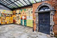 République d'Irlande, Dublin, le centre James Joyce // Republic of Ireland; Dublin, the James Joyce center