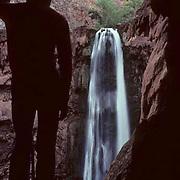 Havasu River, near Grand Canyon National Park. Arizona.