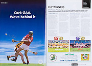 All Ireland Senior Hurling Championship Final,.03.09.2006, 09.03.2006, 3rd September 2006,.Senior Kilkenny 1-16, Cork 1-13,.Minor Tipperary 2-18, Galway 2-7.3092006AISHCF,.o2,