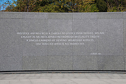 Martin Luther King Jr Memorial, Washington, DC, dc124561