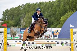 De Plecker Vic, BEL, Orchid's Anucia<br /> Belgisch kampioenschap Young Riders - Azelhof - Lier 2019<br /> © Dirk Caremans<br /> 30/05/2019