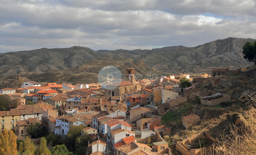 Aguilar del rio Alhama. La Rioja. España ©Daniel Acevedo / PILAR REVILLA