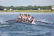 Race: 85  Event: Challenge Eights - Open - Final I<br /> <br /> National Schools Regatta 2018<br /> Sunday<br /> <br /> To purchase this photo, or to see pricing information for Prints and Downloads, click the blue 'Add to Cart' button at the top-right of the page. The Metropolitan Regatta 2018