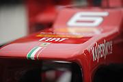 Nov 15-18, 2012: Ferrari nose cone.© Jamey Price/XPB.cc