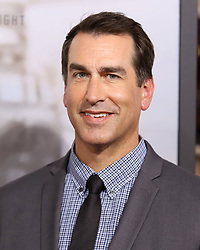 """Rob Riggle attends the premiere of """"12 Strong"""" at Jazz at Lincoln Center's Frederick P. Rose Hall in New York"""