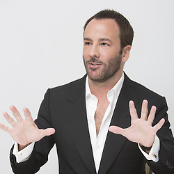 October 28, 2016 - Hollywood, California, U.S. - Tom Ford at the Four Seasons promoting his movie Nocturnal Animals (Credit Image: © Armando Gallo/Arga Images via ZUMA Studio)