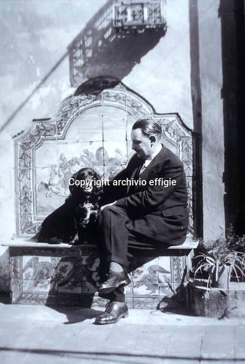 Giuseppe Tomasi di Lampedusa<br />archivio effigie