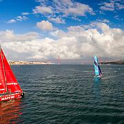 © Jacobo Bastos I MAPFRE. ProAm Race Lisbon. Regata ProAm de Lisboa