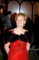 JO MALONE <br /><br />at a party to celebrate the 10th anniversary of Jo Malone the perfumer held at The Banquetting House, Whitehall, London on 21st October 2004.<br /><br /><br /><br />NON EXCLUSIVE - WORLD RIGHTS