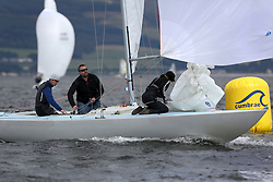 Peelport Clydeport, Largs Regatta Week 2014 Largs Sailing Club based at  Largs Yacht Haven with support from the Scottish Sailing Institute & Cumbrae.<br /> <br /> Etchell, 1009, Mayhem, Mike Hall