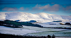 Winter Landscape | South Lanarkshire | 26 November 2017