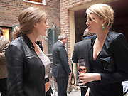 VIOLET NAYLOR-LEYLAND; MEREDITH OSTRON, Early launch of Rupert's. Robin Birley  new premises in Shepherd Market. 6 Hertford St. London. 10 June 2010. .-DO NOT ARCHIVE-© Copyright Photograph by Dafydd Jones. 248 Clapham Rd. London SW9 0PZ. Tel 0207 820 0771. www.dafjones.com.