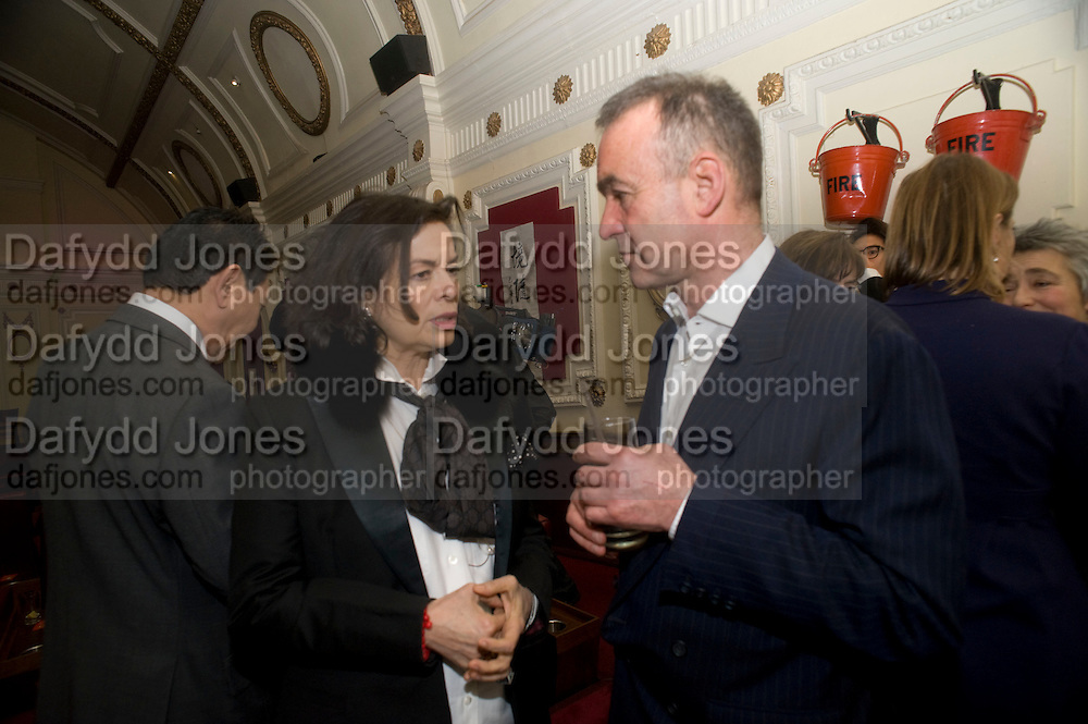 David Tang and Nick Broomfield host  a reception and screening of Ghosts. On the Fifth anniversary of the Morecambe Bay Tragedy to  benefit the Morecambe Bay Children's Fund. The Electric Cinema. Portobello Rd. London W11. 5 February 2009 *** Local Caption *** -DO NOT ARCHIVE -Copyright Photograph by Dafydd Jones. 248 Clapham Rd. London SW9 0PZ. Tel 0207 820 0771. www.dafjones.com<br /> David Tang and Nick Broomfield host  a reception and screening of Ghosts. On the Fifth anniversary of the Morecambe Bay Tragedy to  benefit the Morecambe Bay Children's Fund. The Electric Cinema. Portobello Rd. London W11. 5 February 2009