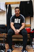BOXEN: Hamburg Giants Professional Boxing, Hamburg. 01.08.2020<br /> Albon Pervizaj<br /> © Torsten Helmke
