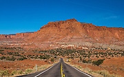 The roads of the southwest are fantastic, and the ones inside Capitol Reef are no exception.