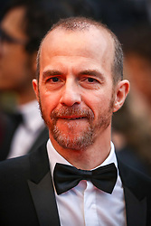 """Calogero attends the screening of """"Les Plus Belles Annees D'Une Vie"""" during the 72nd annual Cannes Film Festival on May 18, 2019 in Cannes, France. Photo by Shootpix/ABACAPRESS.COM"""