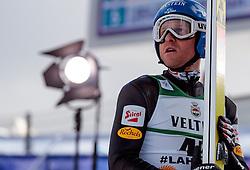 24.02.2017, Lahti, FIN, FIS Weltmeisterschaften Ski Nordisch, Lahti 2017, Nordische Kombination, Skisprung, im Bild Bernhard Gruber (AUT) // Bernhard Gruber of Austria during Skijumping of Nordic Combined competition of FIS Nordic Ski World Championships 2017. Lahti, Finland on 2017/02/24. EXPA Pictures © 2017, PhotoCredit: EXPA/ JFK