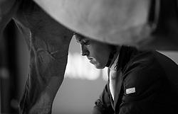 Brash Scott, (GBR), Hello Forever<br /> Laiterie de Montaigu Trophy<br /> Longines Masters Paris 2016<br /> © Hippo Foto - Cara Grimshaw
