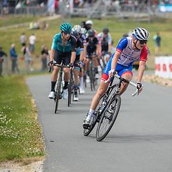 WIJSTER (NED) June 20: <br /> CYCLING <br /> Dutch Nationals Road Men up and around the Col du VAM<br /> Lars van der Berg