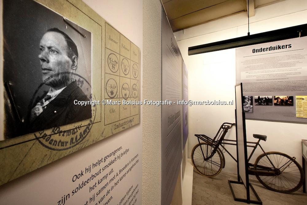 vught,tentoonstelling over de oorlogsjaren in vught