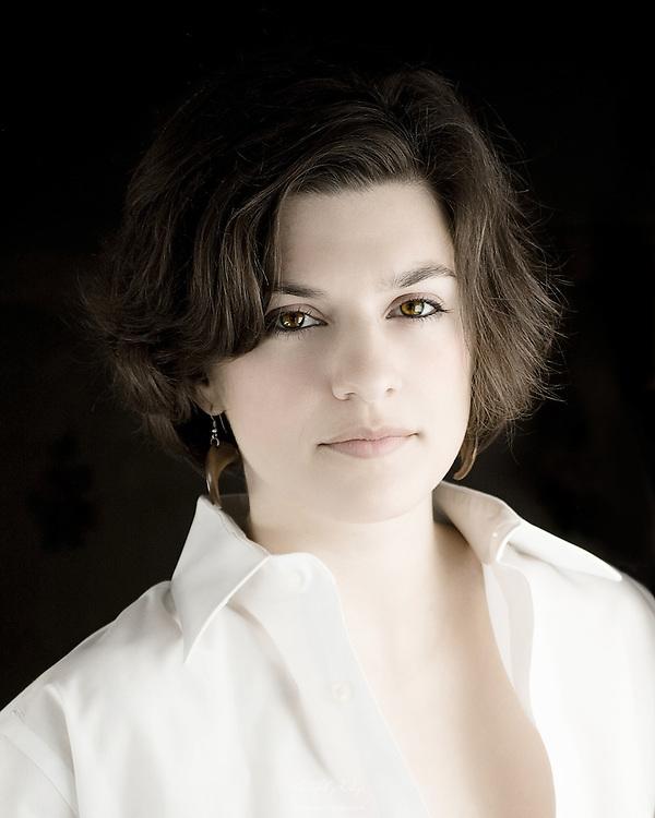 Head-shot/portrait of Kassandra Vox.
