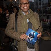 Gary Wilmot Arriver at the Quiz press night at Noel Coward Theatre, London, UK